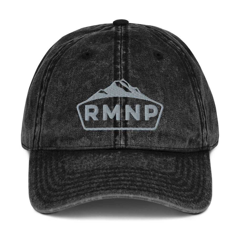 RMNP Vintage Cotton Twill Cap