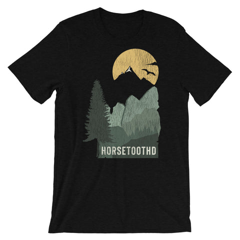 Horsetooth'd Spectrum Tee Shirt