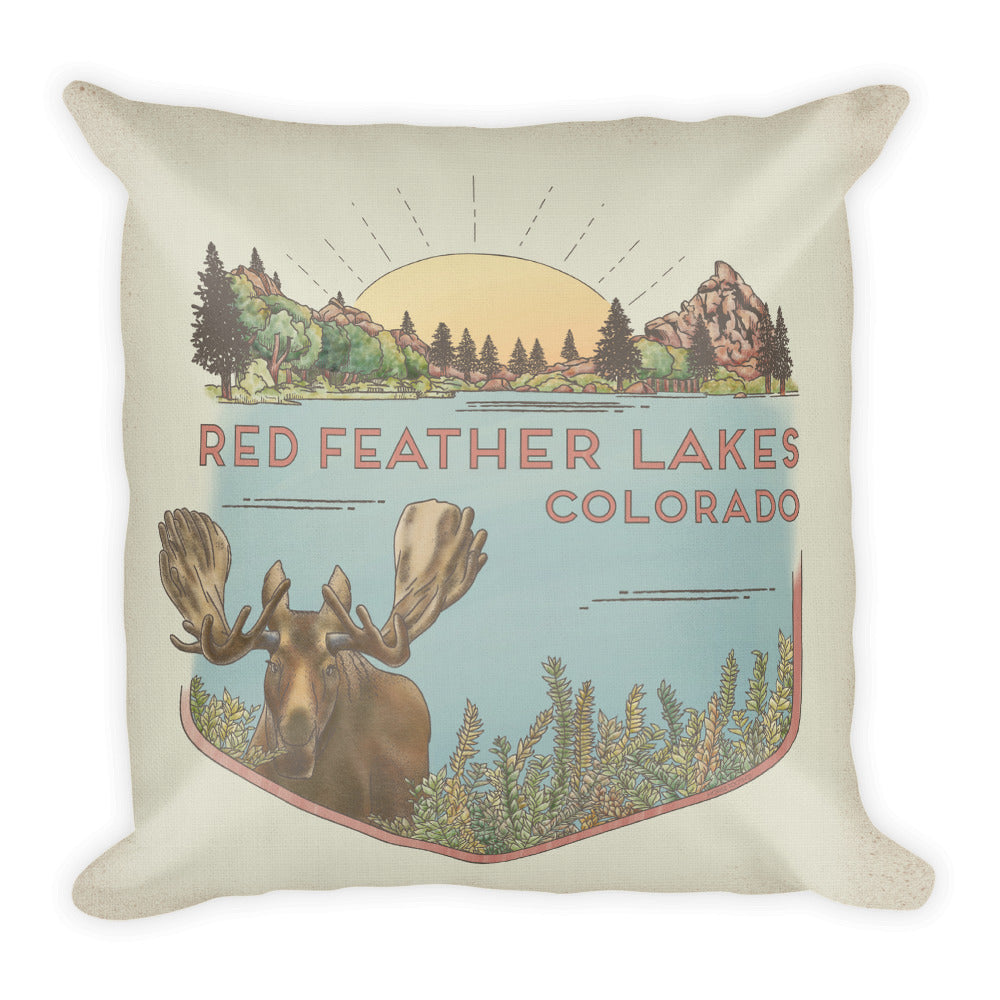 Red Feather Lakes Premium Pillow