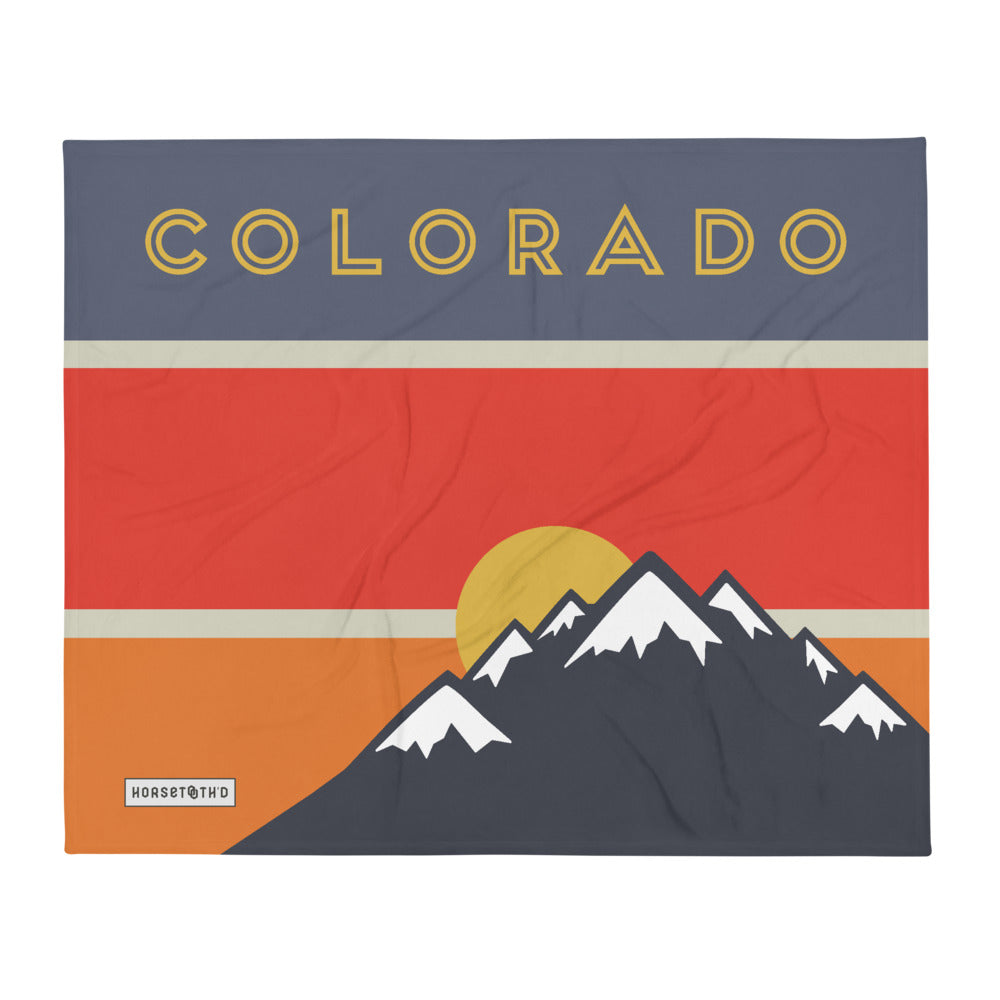 Colorado 3up Blanket