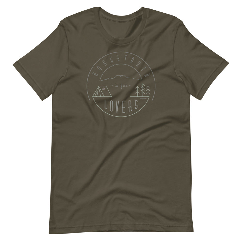 Horsetooth is for Lovers Tee Shirt