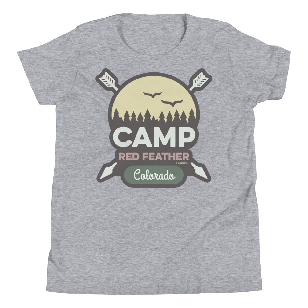 Camp Red Feather Youth Tee Shirt
