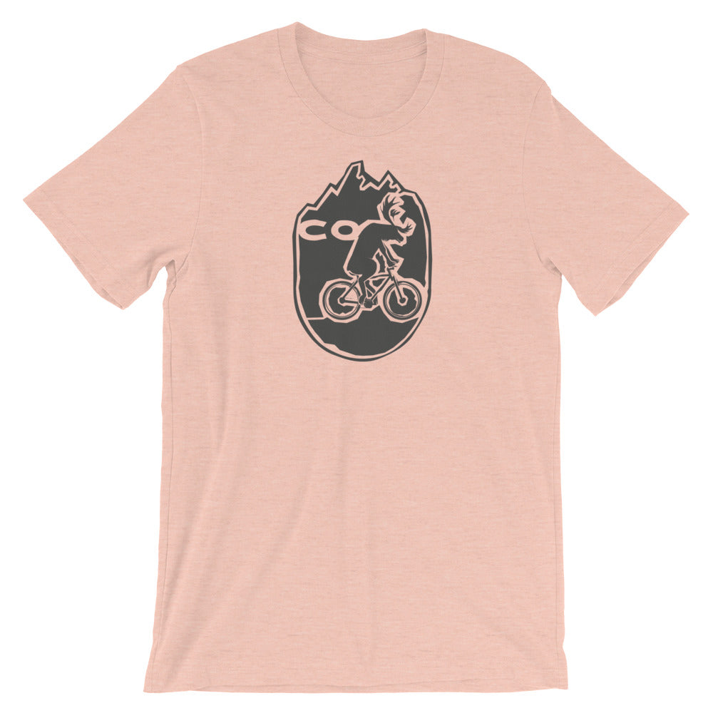 CO Bike Moose Tee Shirt