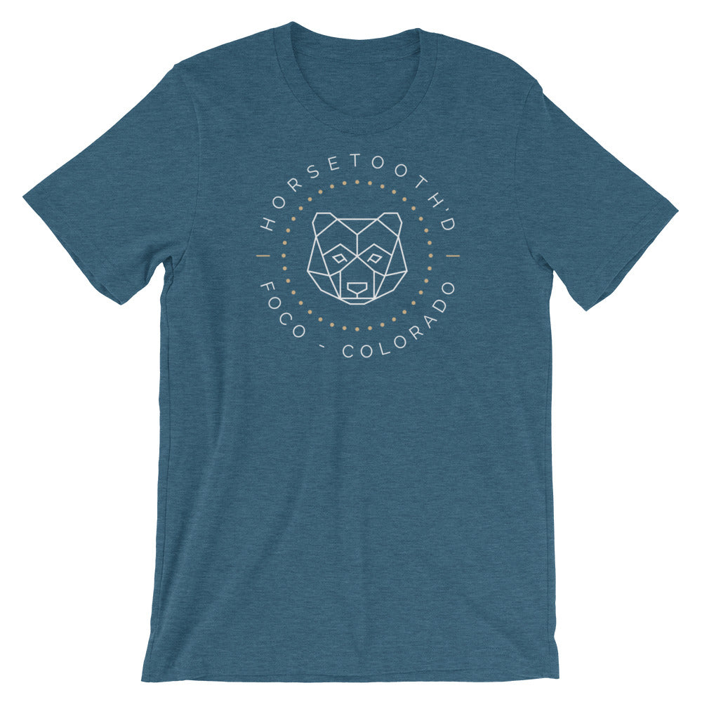 Horsetooth'd Bear Tee Shirt