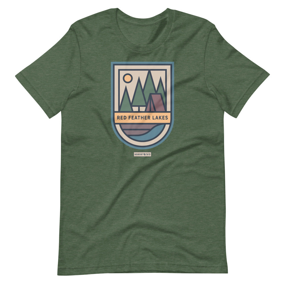 Red Feather Lakes Tee Shirt