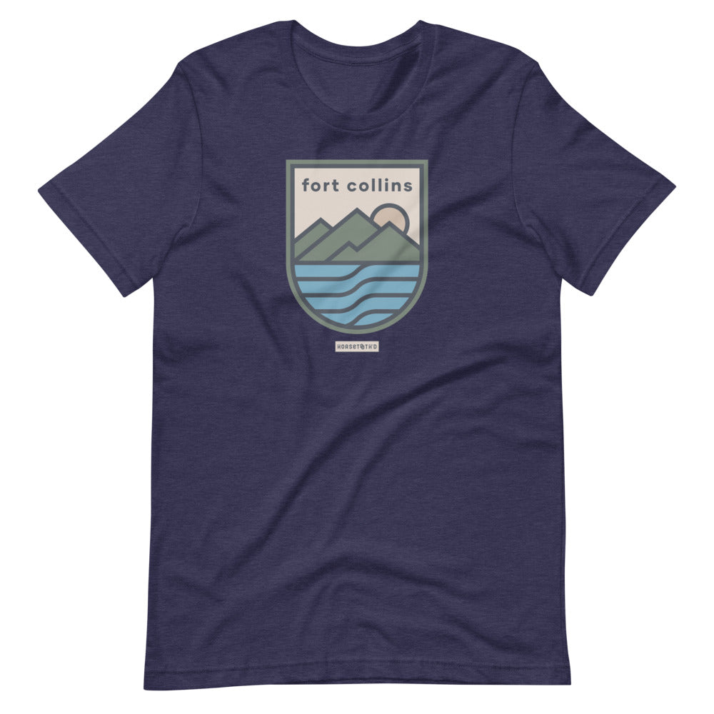 Destination Fort Collins Tee Shirt