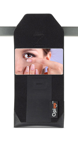 Oplee travel contact lens kit