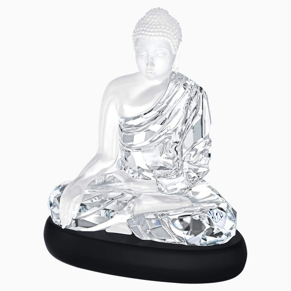 swarovski Buddha Figurine, Small or Large