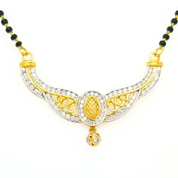 22K Yellow Gold Necklace