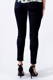Woven soft skinny pant Blue