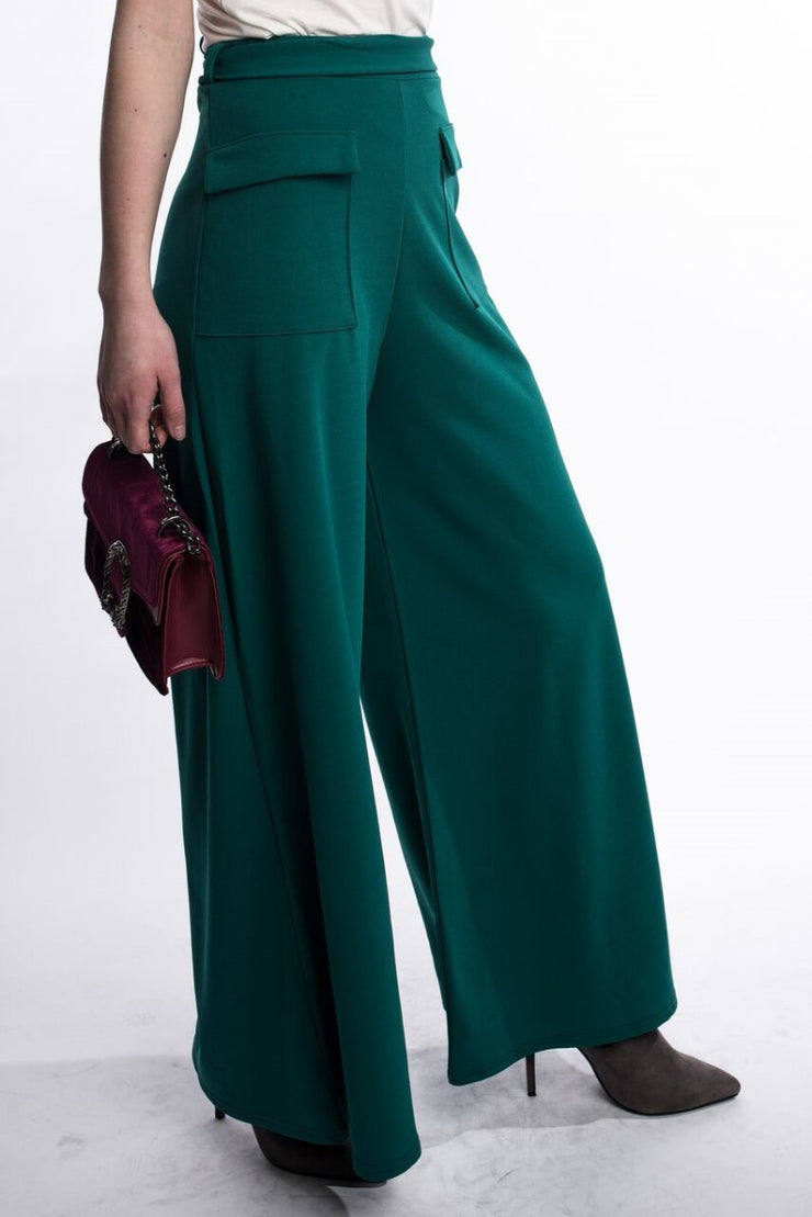 70's Inspired Statement Trousers