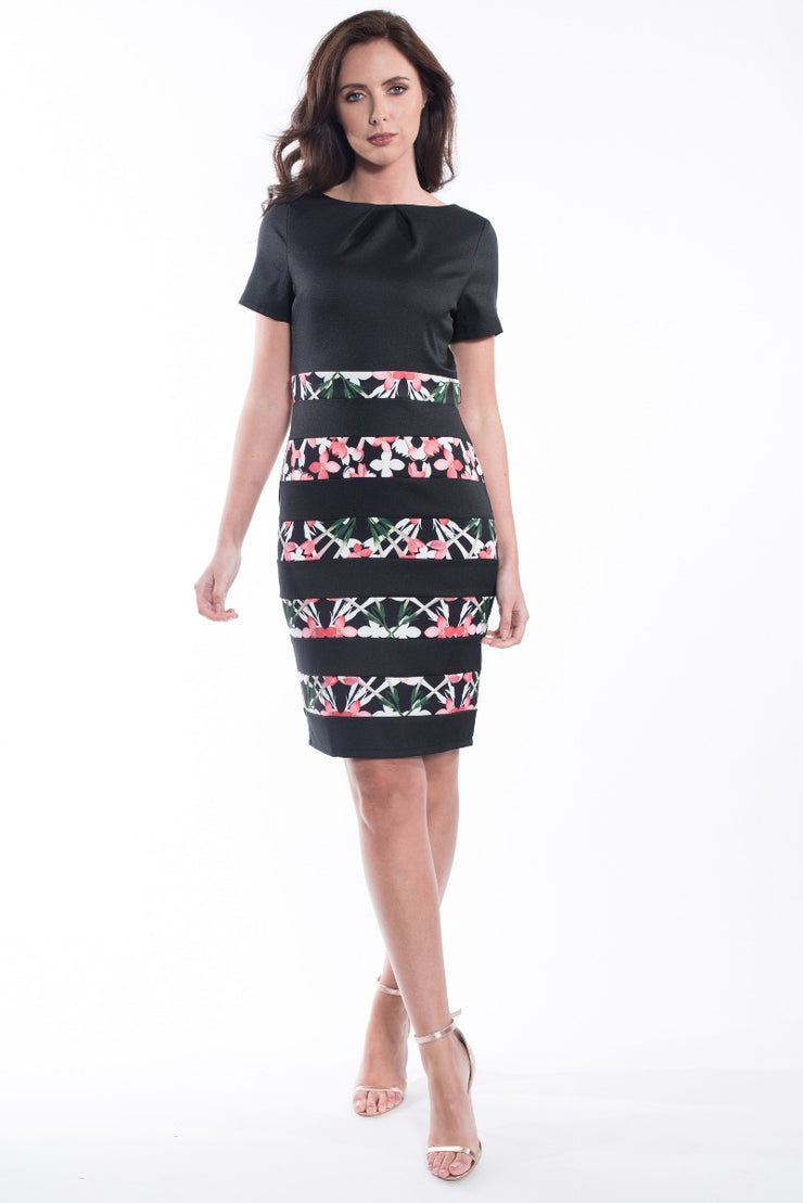 Bloom Panel Dress