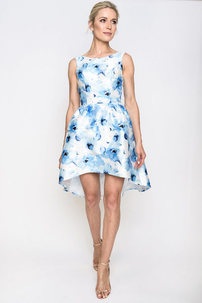 Blue Chi Chi Corrie Dress