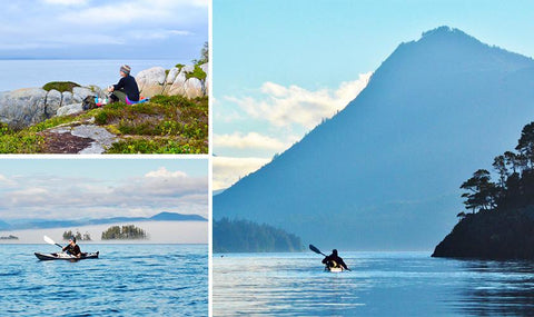 Sea Kayaking BC