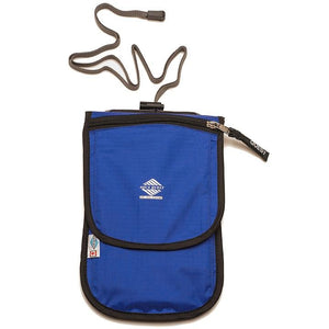 Waterproof Clearance, Continental Travel Pouch | Belize Blue - AquaQuest