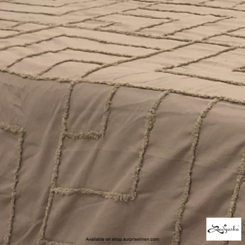 Sadyaska - Slumberland Quilts (Brown)