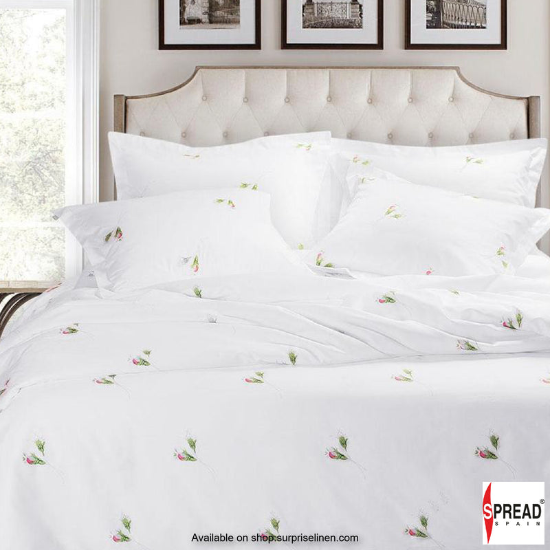 Spread Home - 500 Thread Count Cotton Bedsheet Set - Ipomea