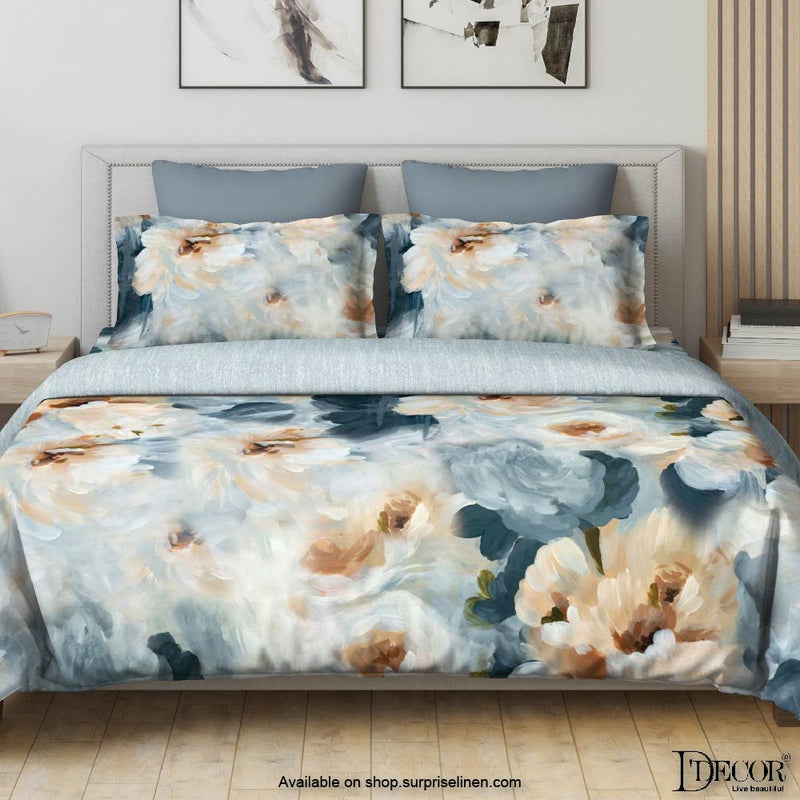 D'Decor- Esteem Collection Woodrose Sheep Skin Bed Sheet Set
