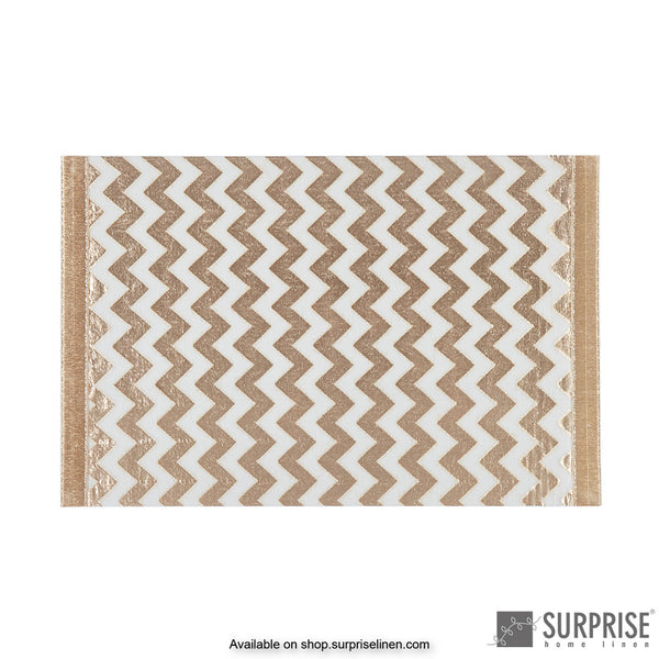 Surprise Home - Laminated Table Mats (Golden Waves)
