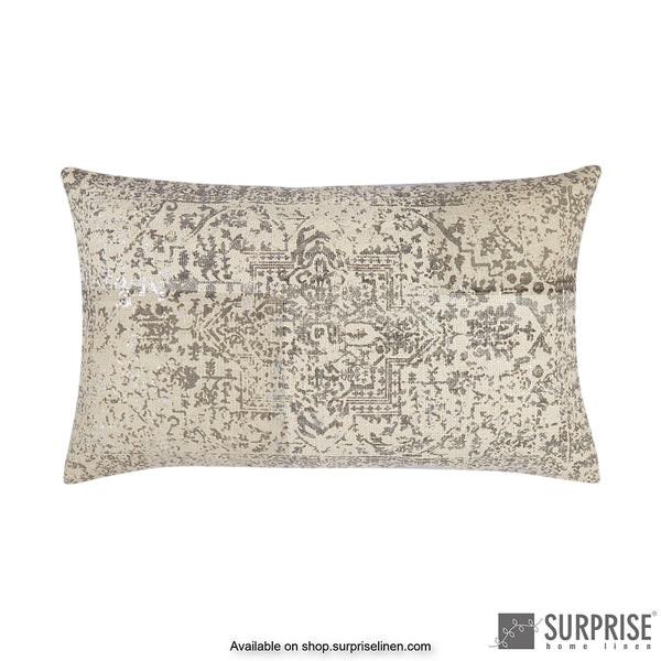 Surprise Home - Kaalin Cushion Cover (Silver)