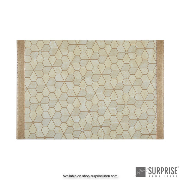 Surprise Home - Laminated Table Mats (Beige)