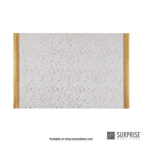 Surprise Home - Laminated Table Mats (White)