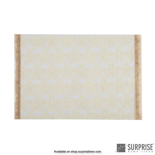 Surprise Home - Laminated Table Mats (Off White)