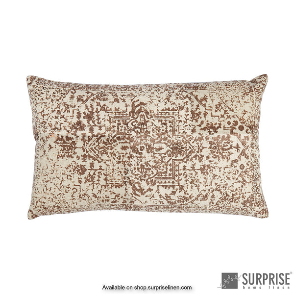 Surprise Home - Kaalin Cushion Cover (Copper)