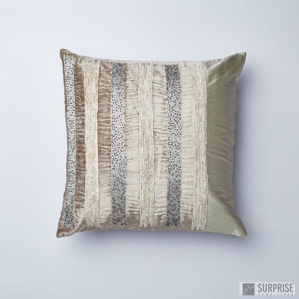 Surprise Home - Chic Cushion Cover (Grey)