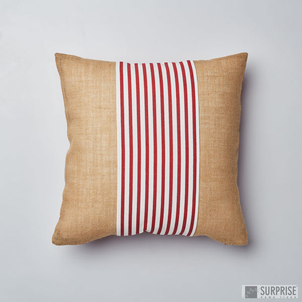 Surprise Home - Nautic stripes II (Red)