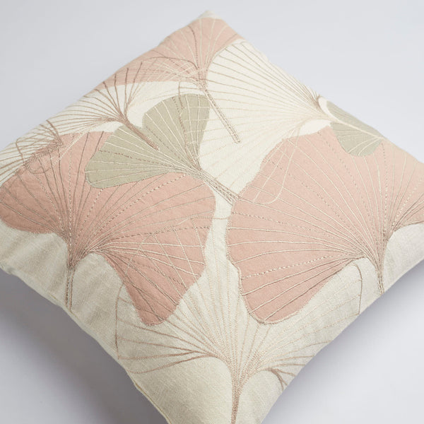 Surprise Home - Floral Fantasy Cushion Covers (Blush Pink)