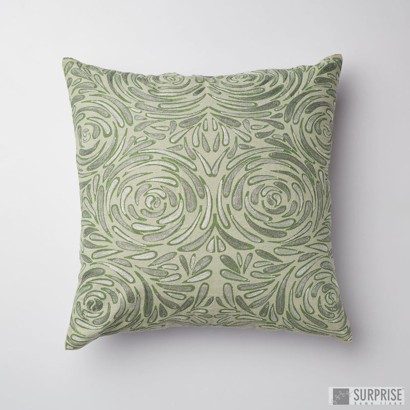 Surprise Home - Floral Swirl Cushion Covers