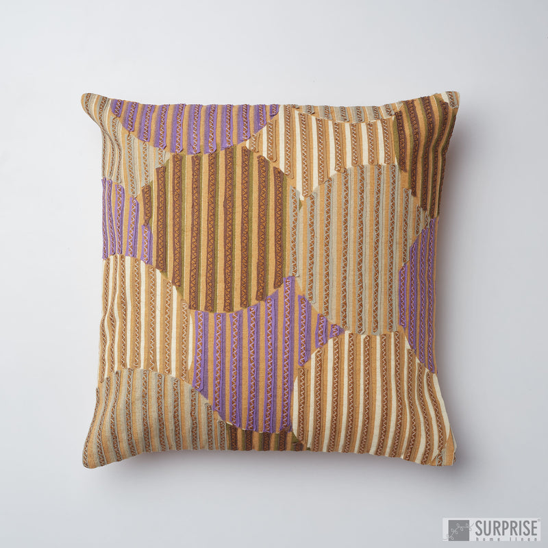 Surprise Home - Baubles Cushion Cover (Purple)