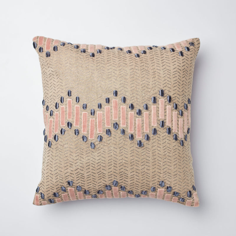 Surprise Home - Velveteen Cushion Cover