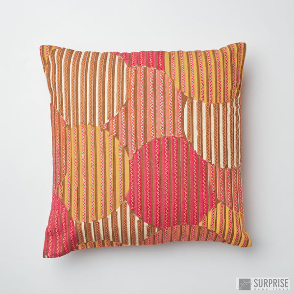 Surprise Home - Baubles Cushion Cover (Orange)