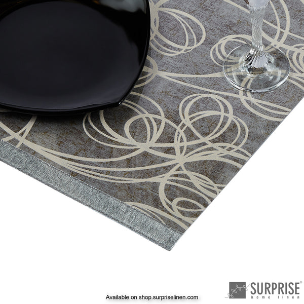 Surprise Home - Laminated Table Mats (Grey)