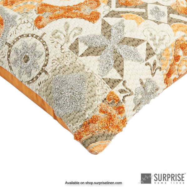 Surprise Home - Moorish Cushion Cover 35 x 50 cms (Orange)