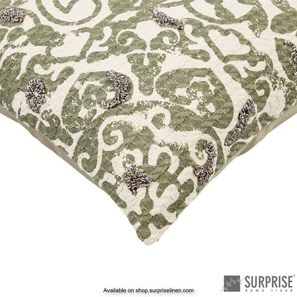 Surprise Home - Alhambara Cushion Cover (Green)
