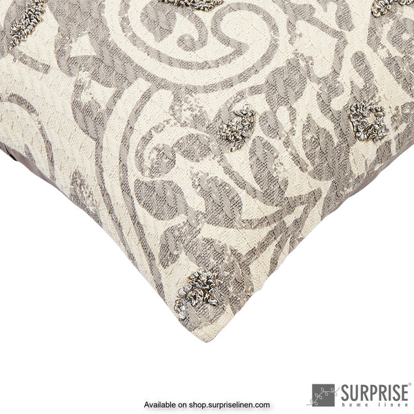 Surprise Home - Alhambara Cushion Cover (Grey)