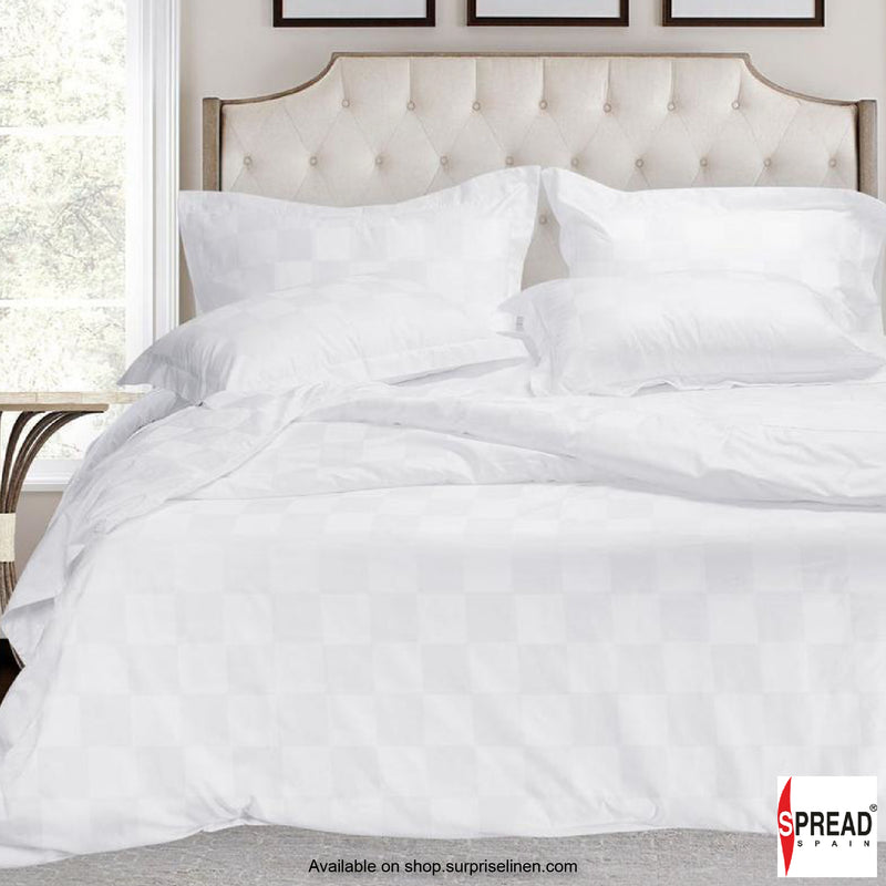 Spread Home - 500 Thread Count Cotton Quilt Cover - Paver Block