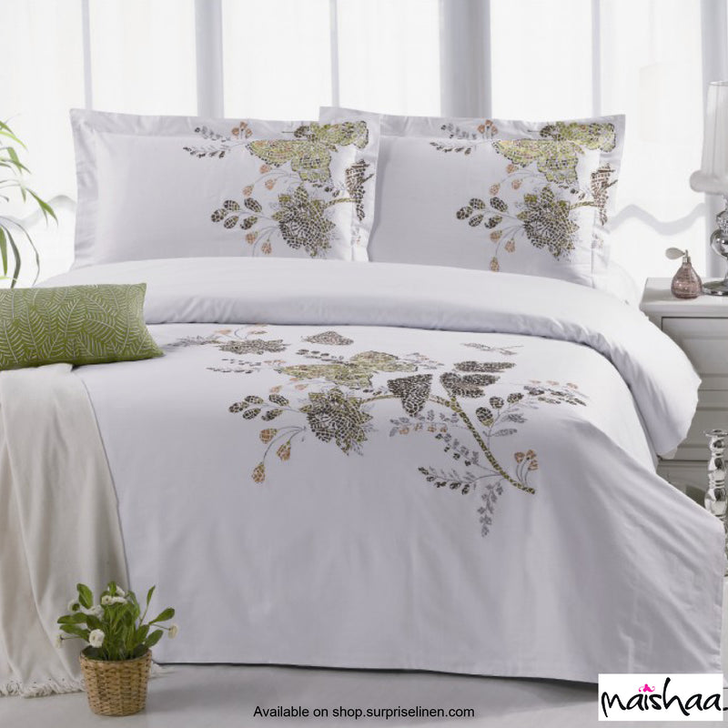 Maishaa - Thread Art Collection Duvet Cover (3D Charm)