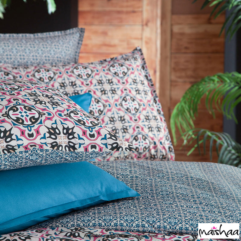 Maishaa - Odilia Collection Andaaz Bed Sheet Set