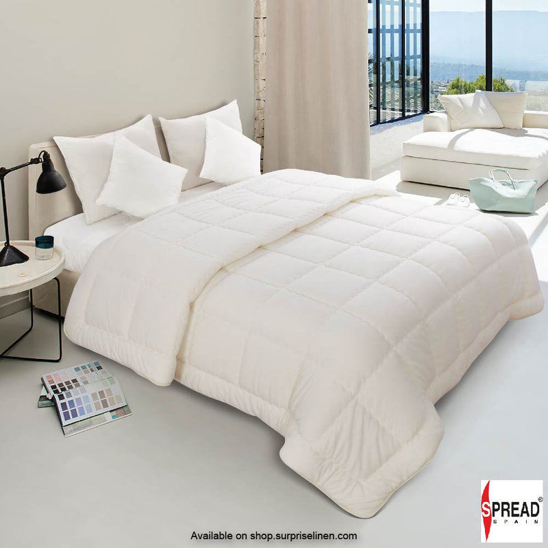 Spread Home - Artic Premium Ultrasoft, Antiallergic Extreme Winter Quilt, Comforter With Cover-700 GSM. (OEKO Certified)`