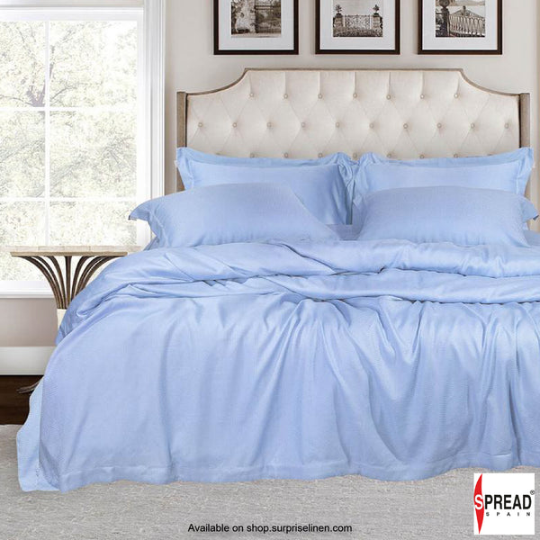 Spread Home - Bamboo Bedding 500 Thread Count Bedsheet Set - Blue