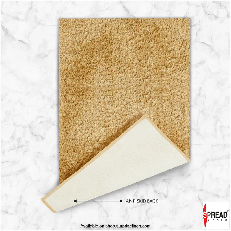 Spread Home - Ultra Absorbent Anti Slip Luxury Mat (Gold)