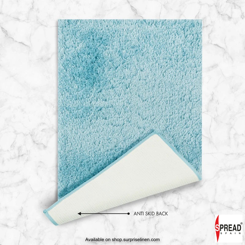Spread Home - Ultra Absorbent Anti Slip Luxury Mat (Blue)