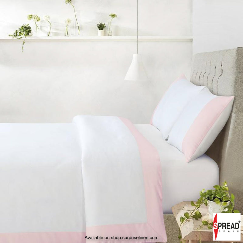 Spread Home -Botanic Cotton 550 Thread Count Lakeside (Pink)
