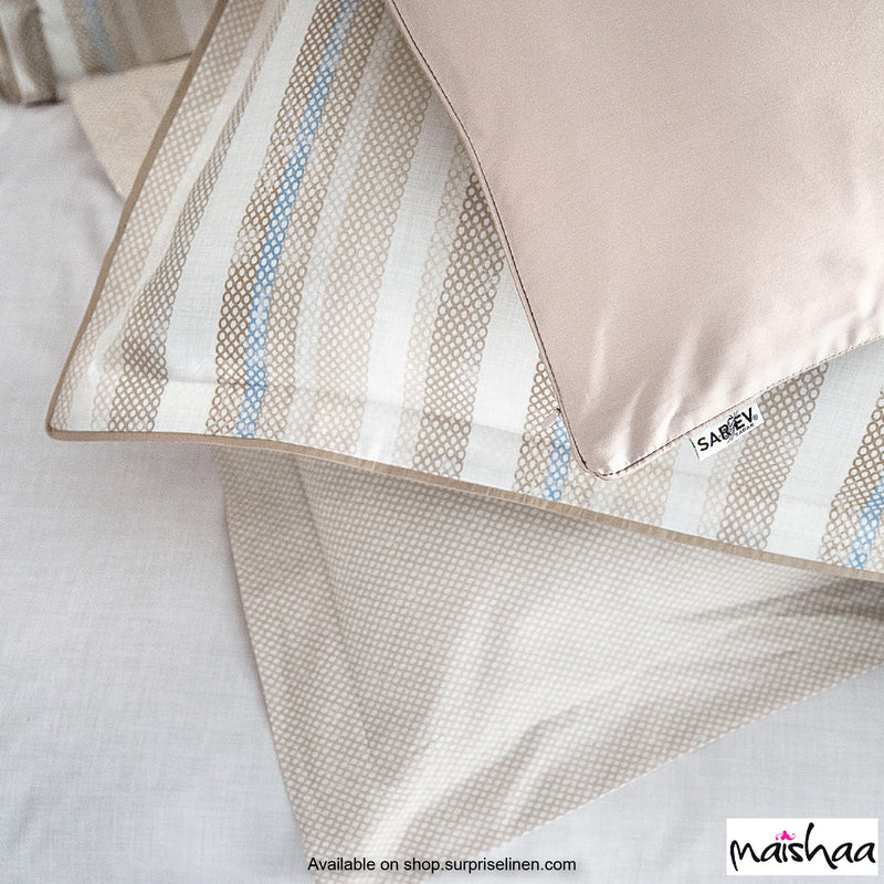 Maishaa - Odilia Collection Burgaz Bed Sheet Set
