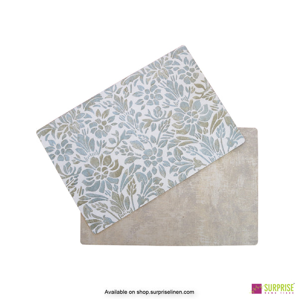 Surprise Home - Papel Table Mats 6 pc Set (Floral)