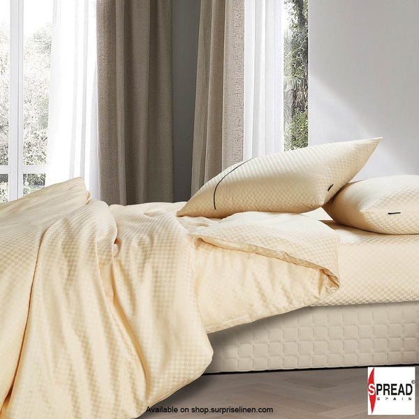 Spread Home - Oxford Street 400 Thread Count Duvet Cover (Gold)
